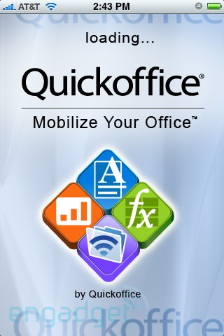 QuickOffice v3.8.5.1